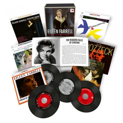 Sony Classical box-set of Eileen Farrell's recordings