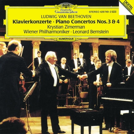 Concerto No. 4 in G Major for Piano & Orchestra, Op. 58