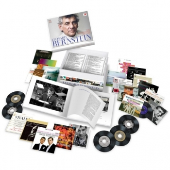 Sony Leonard Bernstein Remastered Box Set
